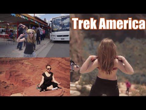 Las Vegas & National Parks | Trek America | Hannah Witton