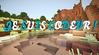 Annonce Je suis Codeur Minecraft GRATUIT !!