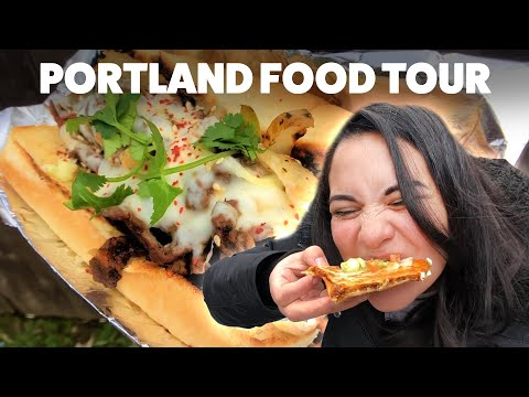 The Ultimate Portland Food Cart Tour With A Local