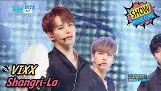 [HOT] VIXX - Shangri-La, 빅스 - 도원경 Show Music core 20170527