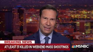 frank figliuzzi says trump used numerology for racism