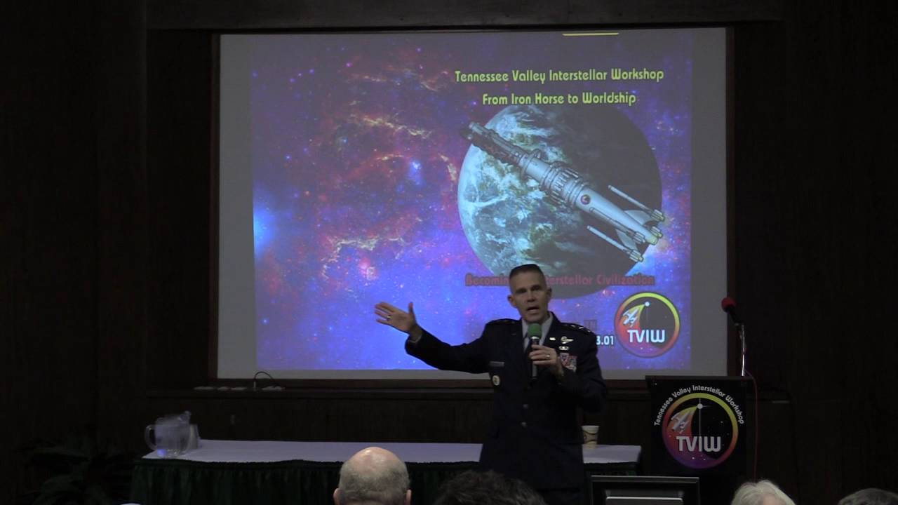 Lt. General Steven L. Kwast Remarks Concerning America's Far Future in Deep Space
