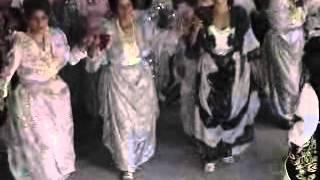 婚礼祝宴の踊り(マケドニア、シュト・オリザリ)Romany wedding dance ,Macedonia