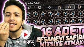 16 Adet Efsanevi Safiri Mitsi Simyaya Atmak - Metin2 TR #196