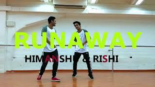 Sebastián Yatra, Daddy Yankee, Natti Natasha - Runaway ft. Jonas Brothers Dance Choreography H & R