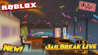 Esperando la actualización del apartamento para el JailBreak Roblox