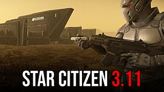 Star Citizen 3.11 | What Are The New Law System Updates