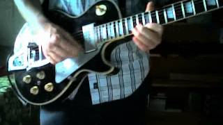 Neil Young - My Back Pages (guitar solo improvisation)