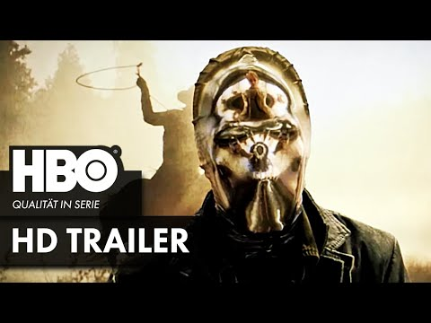 WATCHMEN Staffel 1 - Trailer #1 Deutsch HD German (2019)