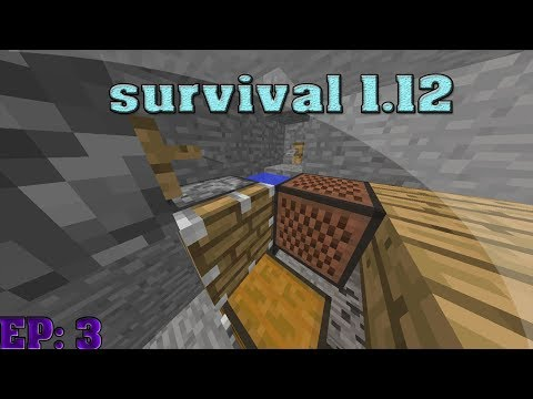 Minecraft|Survival 1.12 |Granja de ITEMS Y XP! OP Ep.3 MrWes