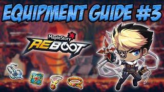 Maplestory Reboot: Equipment Guide #3