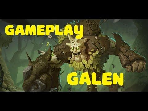 Call Of Champions Jogando Com Galen Youtube