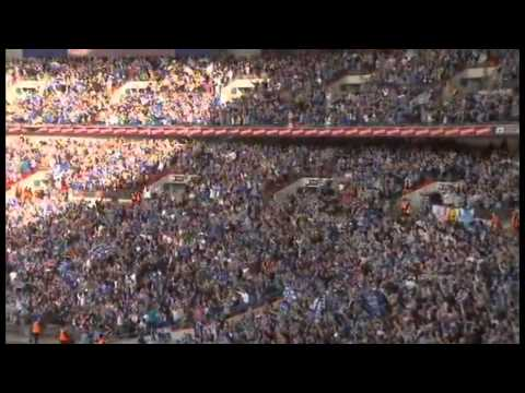 Chesterfield FC @ Wembley - Late Kick-Off
