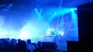 Slayer - World Painted Blood + Hallowed Point + War Ensemble live @ Alcatraz 19/06/13