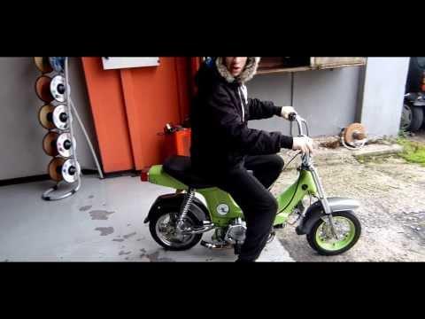 Honda chaly racing