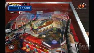 Pinball Hall of Fame: The Gottlieb Collection Nintendo Wii Gameplay - Victory