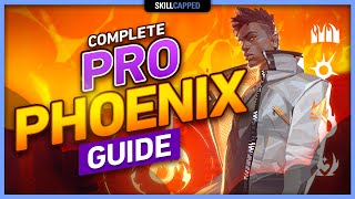 The COMPLETE PRO PHOENIX GUIDE - Valorant Tips, Tricks & Guides