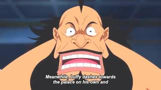 One Piece Episode 741 English Sub