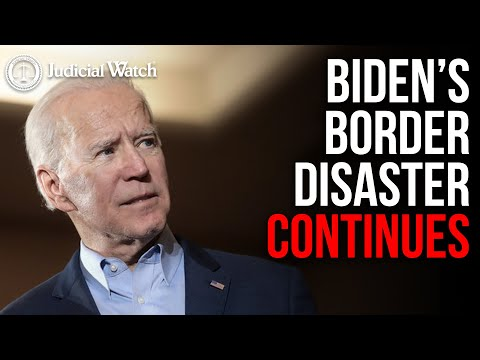 Biden's Border Disaster UNDERMINING Rule of Law & Public Health!