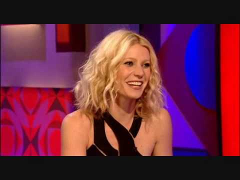 Gwyneth Paltrow on Jonathan Ross 2008.05.02 (part 1)