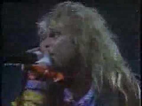 Van Halen...live Caracas, Venezuela