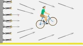 САМЫЙ СЛОЖНЫЙ ГАРПУН ЧЕЛЛЕНДЖ! ОВЕР 99% НЕВОЗМОЖНО! ◄ Happy Wheels #14