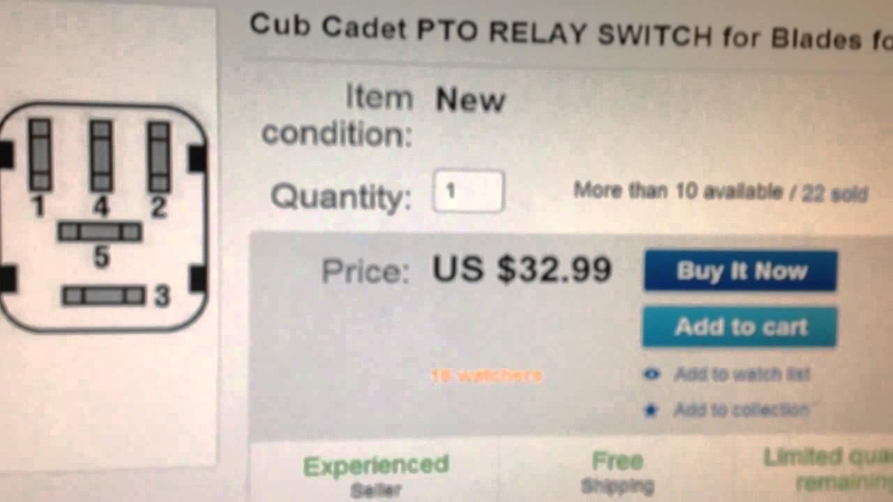 pto relay [ 1280 x 720 Pixel ]