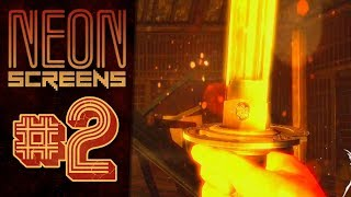 Let's Play Shadow Warrior: THE ECONOMY PART 2 - NEON SCREENS