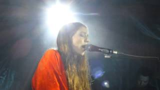 Birdy - Beautiful Lies (Debut) (HD) - Oslo, Hackney - 09.02.16