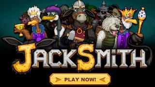 Jacksmith (Armor Games) #1 - Кузня Богов!