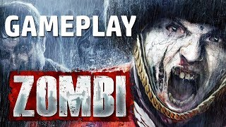 ZOMBI (2015) (PC) | Геймплей (Gameplay HD) на Русском!