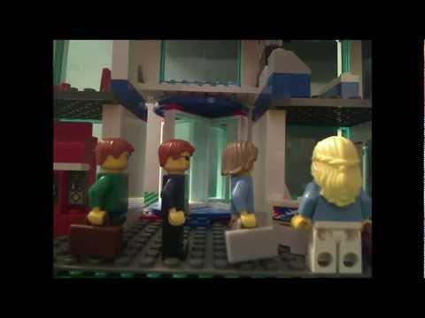 Lego City - The Earthquake Disaster!