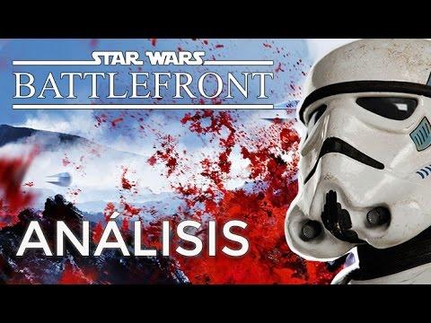 STAR WARS BATTLEFRONT (2015) - EA - VIDEOANÁLISIS - REVIEW - ESPAÑOL -KYMGAMES