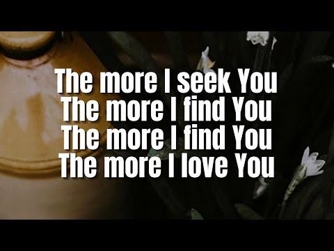 The More I Seek You | Gateway Worship (feat. Rebecca Pfortmiller)