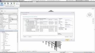 This video shows how to convert the advanced Revit sample model int...
