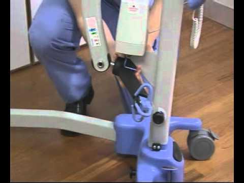 OXFORD Advance Professional Patient Hoist - folding