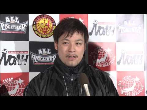 Image result for Go Shiozaki interview