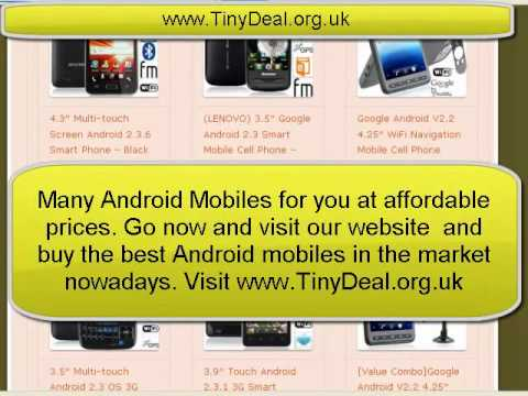 best-android-phone-2011