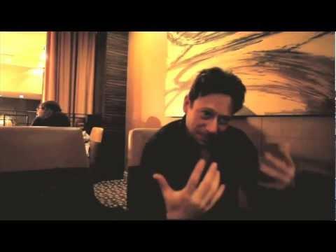 Mathieu Amalric  About His Film L'ILLUSION COMIQUE
