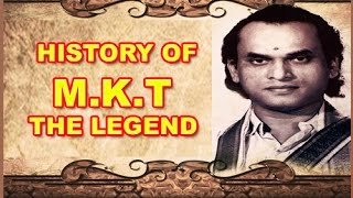 M.K.Thyagaraja Bhagavathar | Life History & The Legend Tamil Cinema First Super Star