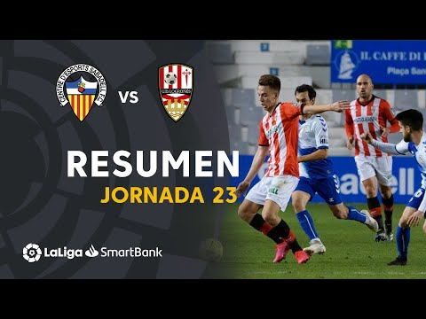 Sabadell CE Logrones Goals And Highlights