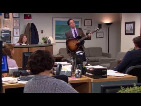 Andy Bernard   I Will Remember You The Office HD