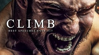 Cover images Best Motivational Speech Compilation EVER #17 - CLIMB   30-Minutes of the Best Motivation