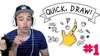 TEBAK GAMBAR ala DA VINCI CODE - Quick Draw - Indonesia   AlfaRomeo28