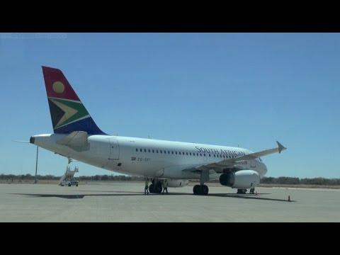 An Airport in Zambia: Harry Mwanga Nkumbula International, Livingstone