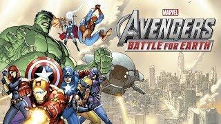 Marvel Avengers: Battle for Earth: Battle For Earth (Disney Video Game Movie)