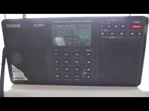 00685 FM Radio Tropo DX 103.2 Radio Veronica Rotterdam Netherlands picked up in Clacton Essex