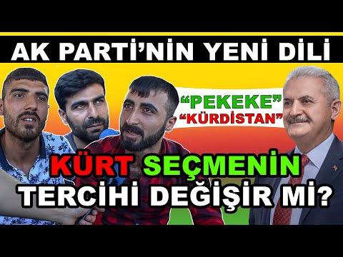 """Binali Yıldırım'ın """"PEKEKE, KÜRDİSTAN"""" sözleri Kürt seçmeni etkile"""