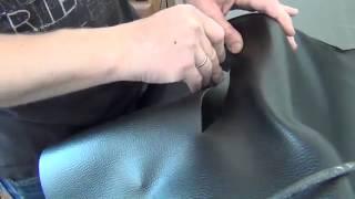видео перетяжка салона ваз 2106