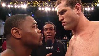 Fight Night Tampa: Timeline - Rashad Evans